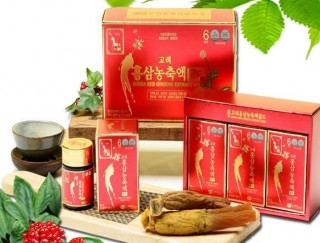 Cao Hồng Sâm KGS Korean Red Ginseng Extract Gold (50g x 3 lọ)