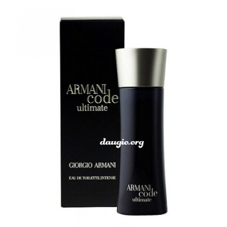 Nước hoa Armani Code Ultimate 75ml